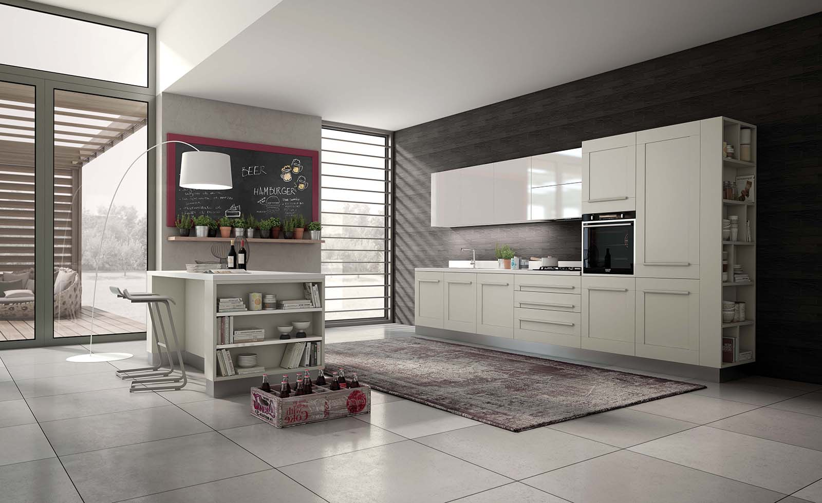 Cucine Moderne Economiche Sardegna.Landini Cucine Cucine Artigianali Prodotte In Toscana