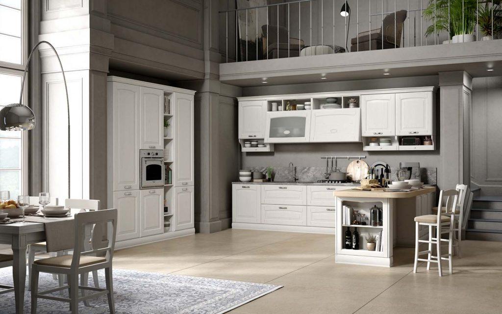 Cucine Usate Arezzo.Landini Cucine Cucine Artigianali Prodotte In Toscana